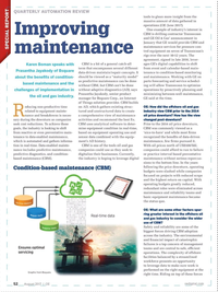 Offshore Engineer Magazine, page 50,  Aug 2017