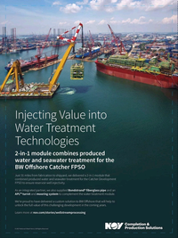 Offshore Engineer Magazine, page 4th Cover,  Aug 2017