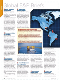 Offshore Engineer Magazine, page 8,  Nov 2017