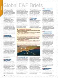 Offshore Engineer Magazine, page 10,  Nov 2017