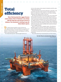 Offshore Engineer Magazine, page 12,  Nov 2017