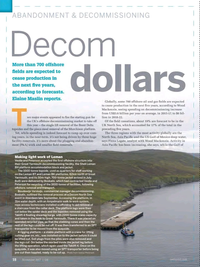 Offshore Engineer Magazine, page 16,  Nov 2017