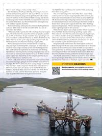 Offshore Engineer Magazine, page 17,  Nov 2017