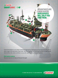 Offshore Engineer Magazine, page 2nd Cover,  Nov 2017