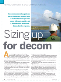 Offshore Engineer Magazine, page 18,  Nov 2017