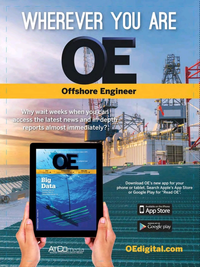 Offshore Engineer Magazine, page 33,  Nov 2017