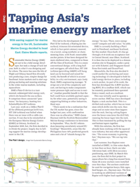 Offshore Engineer Magazine, page 34,  Nov 2017