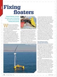 Offshore Engineer Magazine, page 36,  Nov 2017