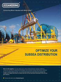 Offshore Engineer Magazine, page 2,  Nov 2017