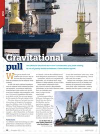 Offshore Engineer Magazine, page 40,  Nov 2017