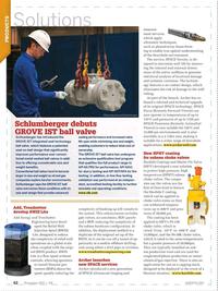 Offshore Engineer Magazine, page 60,  Nov 2017