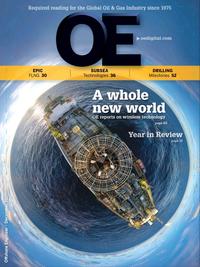 Offshore Engineer Magazine Cover Dec 2017 -