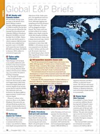 Offshore Engineer Magazine, page 8,  Dec 2017