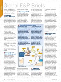 Offshore Engineer Magazine, page 10,  Dec 2017