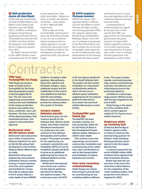 Offshore Engineer Magazine, page 11,  Dec 2017