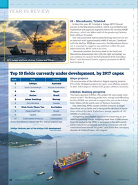 Offshore Engineer Magazine, page 18,  Dec 2017
