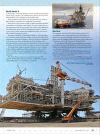Offshore Engineer Magazine, page 21,  Dec 2017