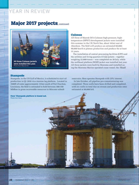 Offshore Engineer Magazine, page 22,  Dec 2017