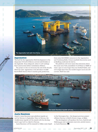 Offshore Engineer Magazine, page 23,  Dec 2017