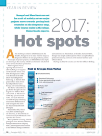 Offshore Engineer Magazine, page 24,  Dec 2017