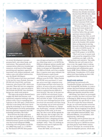 Offshore Engineer Magazine, page 29,  Dec 2017