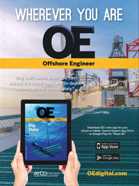Offshore Engineer Magazine, page 31,  Dec 2017