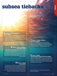 Offshore Engineer Magazine, page 35,  Dec 2017