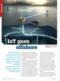 Offshore Engineer Magazine, page 42,  Dec 2017