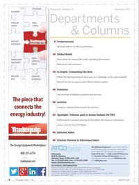 Offshore Engineer Magazine, page 4,  Dec 2017