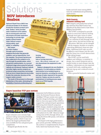 Offshore Engineer Magazine, page 58,  Dec 2017
