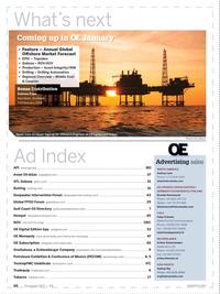 Offshore Engineer Magazine, page 64,  Dec 2017