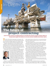 Offshore Engineer Magazine, page 12,  Jan 2018