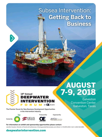 Offshore Engineer Magazine, page 7,  Jan 2018