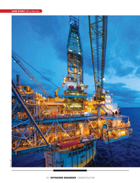 Offshore Engineer Magazine, page 22,  Jan 2019