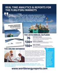 Offshore Engineer Magazine, page 1,  Jan 2019