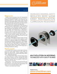 Offshore Engineer Magazine, page 37,  Jan 2019