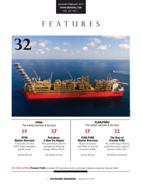 Offshore Engineer Magazine, page 2,  Jan 2019