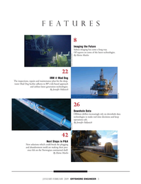 Offshore Engineer Magazine, page 3,  Jan 2019