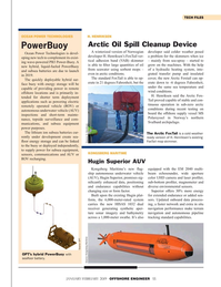 Offshore Engineer Magazine, page 55,  Jan 2019