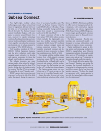 Offshore Engineer Magazine, page 57,  Jan 2019