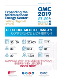 Offshore Engineer Magazine, page 3rd Cover,  Jan 2019
