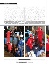 Offshore Engineer Magazine, page 10,  Mar 2019