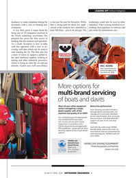Offshore Engineer Magazine, page 11,  Mar 2019