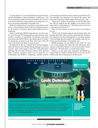 Offshore Engineer Magazine, page 15,  Mar 2019