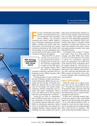 Offshore Engineer Magazine, page 29,  Mar 2019