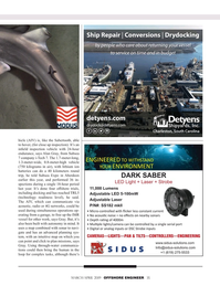 Offshore Engineer Magazine, page 35,  Mar 2019