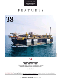 Offshore Engineer Magazine, page 2,  Mar 2019