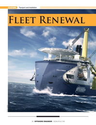 Offshore Engineer Magazine, page 38,  Mar 2019