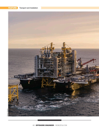Offshore Engineer Magazine, page 40,  Mar 2019
