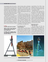 Offshore Engineer Magazine, page 46,  Mar 2019